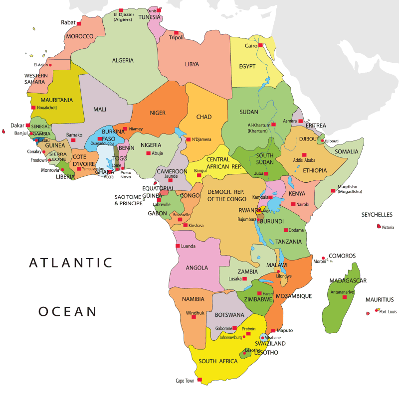 current map of africa with Exports on 21547848 besides Red Cross Flag also A Nagano Prefecture Japan besides Zimbabwe besides A Amur Oblast Administrative Region Russia.